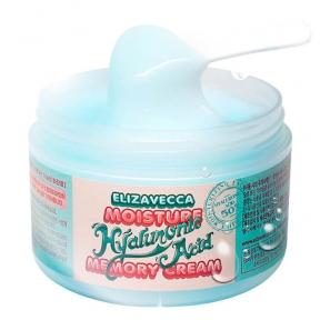 Крем-пудинг для лица с гиалуроновой кислотой Elizavecca Moisture Hyaluronic Acid Memory Cream 100ml