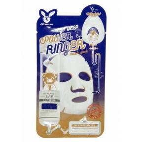 Маска омолаживающая с экстрактом ласточкиного гнезда  Elizavecca EGF Deep Power Ringer Mask Pack 23ml