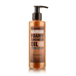 Масло для душа Mr.Scrubber «Hammam foamy Shower Oil», 200ml