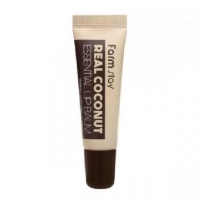 Бальзам питательный с кокосом для губ FarmStay Real Coconut Essential Balm 10ml