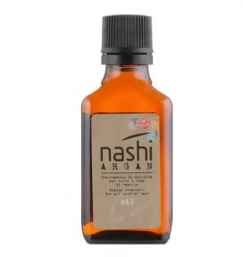 Масло косметическое для всех типов волос Nashi Argan 30ml