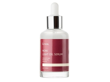 Сыворотка антивозрастная масляная для лица iUNIK Noni Light Oil Serum 50ml