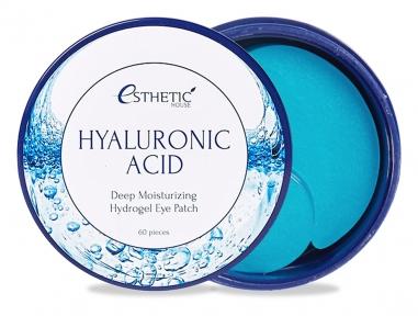 Патчи гидрогелевые увлажняющие с гиалуроновой кислотой для глаз Esthetic House Hyaluronic Acid Hydrogel Eye Patch 60sht