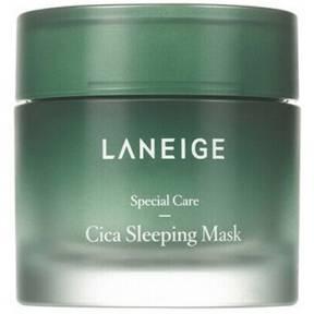 Маска Ночная Успокаивающая С Маслом Чайного Дерева Laneige Cica Sleeping Mask Для Проблемной Кожи 60ml