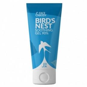 Гель универсальный с экстрактом ласточкиного гнезда для лица и тела J:ON Face & Body Bird's Nest Soothing Gel 90% 200ml