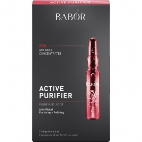 Ампулы для проблемной кожи лица Babor Ampoule Concentrates SOS Active Purifier 14ml