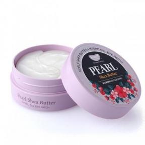 Патчи Увлажняющие Питательные С Маслом Ши И Жемчугом Petitfee Pearl & Shea Butter Eye Patch