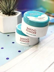 Очищающий Крем Для Очищения Пор И Снятия Макияжа Etude House Baking Powder Pore Cleansing Cream 180ml