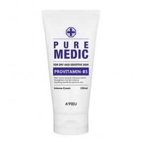 Крем Увлажняющий Восстанавливающий С Провитамином В5 A'Pieu Pure Medic Intense Cream 150ml