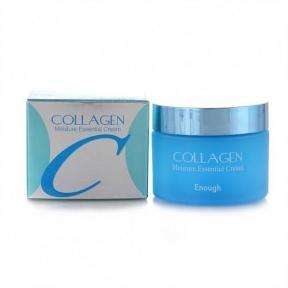 Крем увлажняющий с коллагеном Enough Collagen Moisture Essential Cream 50ml