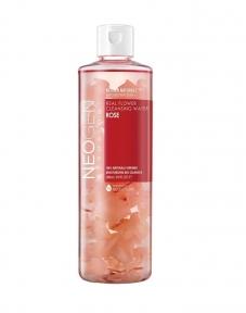 Очищающая Цветочная Вода С Лепестками Розы Органическая Neogen Dermalogy Real Flower Cleansing Water Rose