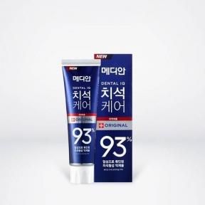 Зубная Паста Для Удаления Налета С Вкусом Цитрусовой Мяты Median 93% Toothpaste Original