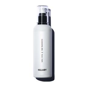 Гидрофильное масло для жирной и комбинированной кожи Hillary Cleansing Oil Tamanu + Jojoba oil 150ml