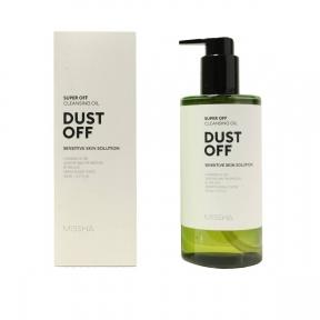 Натуральное очищающее гидрофильное масло MISSHA SUPER OFF CLEANSING OIL (DUST OFF) 305 ml