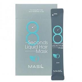 Маска для восстановления и объема волос Masil 8 Seconds Liquid Hair Mask 8ml