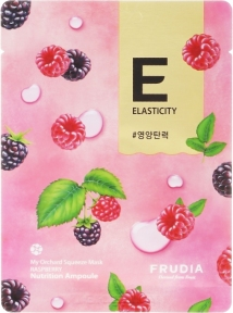 Маска тонизирующая с экстрактом малины Frudia My Orchard Squeeze Mask Raspberry 20ml