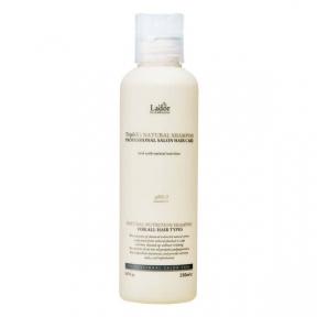 Безсульфатный Шампунь С Натуральным Составом И Протеинами Шелка Lador Triplex Natural Shampoo 150ml
