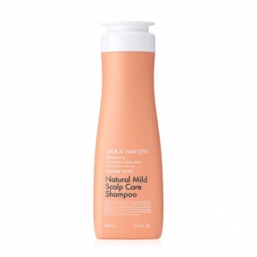 Шампунь увлажняющий для волос Daeng Gi Meo Ri Look At Hair Loss Natural Mild Scalp Care Shampoo 500ml