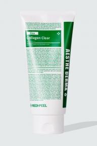 Пенка для лица успокаивающая очищающая Medi-Peel Green Cica Collagen Clear 300ml