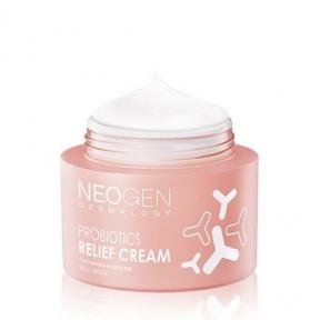 Омолаживающий крем с пробиотиками и фосфолипидами Neogen Probiotics Relief Cream 50g