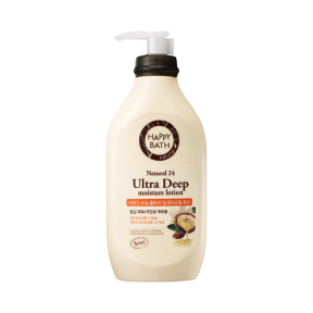 Лосьон Для Тела Увлажняющий С Аргановым Маслом Happy Bath Nature 24 Argan Oil Ultra Deep Moisture Lotion 450ml
