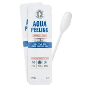 Кислотный пилинг интенсивный для лица A'pieu Aqua Peeling Cotton Swab Intensive, 3 мл