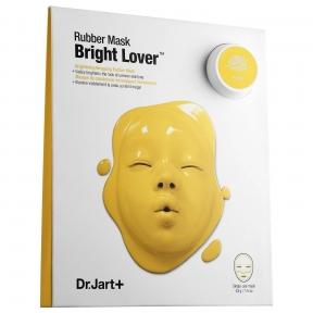 Восстанавливающая Альгинатная Маска С Экстрактом Ирландского Мха Dr. Jart+ Rubber Mask Bright Lover