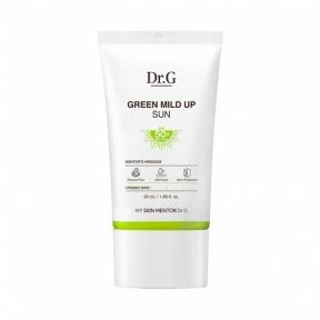Гипоаллергенный солнцезащитный крем Doctor.G GREEN MILD UP SUN SPF50+ PA++++ 50ml