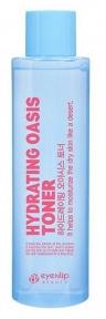 Тонер для лица увлажняющий с розовой гималайской солью Eyenlip Hydrating Oasis Toner 300ml