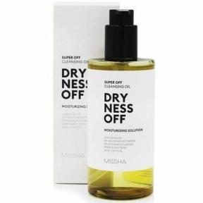 Увлажняющее гидрофильное масло MISSHA SUPER OFF CLEANSING OIL (DRYNESS OFF) 305 ml