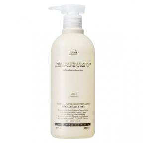 Безсульфатный Натуральный Шампунь С Протеинами Шелка Lador Triplex Natural Shampoo 530ml