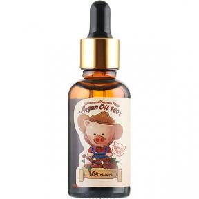 Масло аргановое для лица и тела Elizavecca Farmer Piggy Argan Oil 100% 30ml
