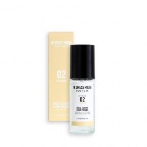 Парфюмированная вода для одежды и дома с ароматом кокоса W.Dressroom  Dress & Living Clear Perfume No.02 CoCo Conut 70ml