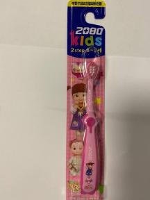 Мягкая зубная щетка для детей от 5-7 лет Aekyung 2080 Kids 3 Step Mimi