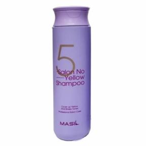 Шампунь против желтизны волос Masil 5 Salon No Yellow Shampoo 300ml