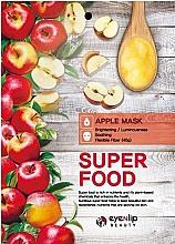 Маска тканевая для лица с экстрактом яблока Eyenlip Super Food Apple Mask 23ml