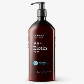 Шампунь Укрепляющий С Биотином Aromatica B5+Biotin Fortifying Shampoo 400ml