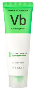 Пенка гелевая увлажняющая для умывания лица It's Skin Power 10 Formula Vb Cleansing Foam GF 120ml