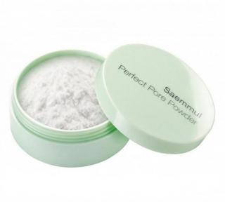 Пудра для сужения пор с березовым соком The Saem Saemmul Perfect Pore Powder 5g