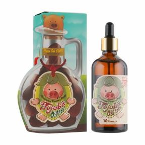 Масло для кожи жожоба Elizavecca Farmer Piggy Gojoba Oil 100% 100ml