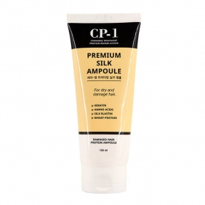 Восстанавливающая Сыворотка Для Волос С Протеинами Шелка Esthetic House CP-1 Premium Silk Ampoule