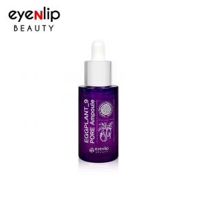 Сыворотка с баклажаном для сужения пор для лица Eyenlip Eggplant 9 Pore Ampoule 30ml