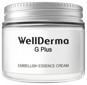Крем для лица WellDerma G Plus Embellish Essence Cream 50g