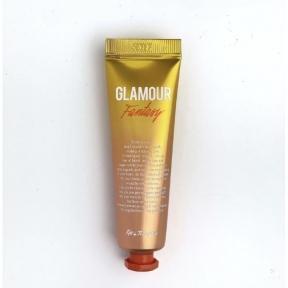Крем для рук с ароматом спелых фруктов Kiss by Rosemine Fragrance Hand Cream Glamour Fantasy 30ml