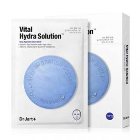 Маска Увлажняющая Dr. Jart+ Dermask Waterjet Vital Hydra Solution