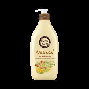 Гель Для Душа Витаминизированный Happy Bath Natural Real Moisture Body Wash Gel