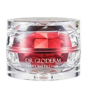 Антивозрастной крем с лифтинг-эффектом для лица Dr.Gloderm TABRX Red Fit Cream 50ml