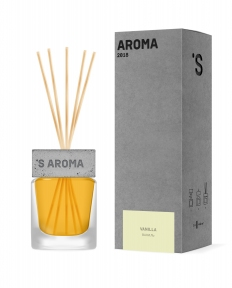 Аромадиффузор для дома и офиса с ароматом ванили Sister's Aroma Reed Diffuser