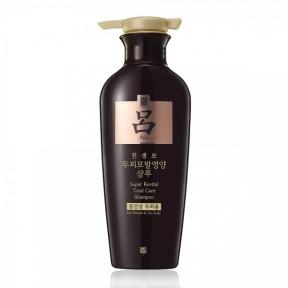 Кондиционер антивозрастной для волос Ryo SUPER REVITAL TOTAL CARE CONDITIONER FOR NORMAL & DRY SCALP 400ml