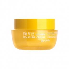 Крем для лица витаминный увлажняющий Eyenlip F8 V12 Vitamin Moisture Cream 50g